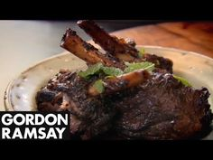 Learn how to do a spicy lamb shank with Gordon Ramsay   Eat/Drink   Watch The News   Malay Mail Online