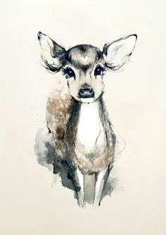 Doe a deer, a female deer