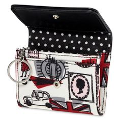 jcpenney - Lulu by Lulu Guinness® Small Keychain Coin Purse - jcpenney