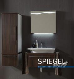 Fabulous Mit der ausgekl gelten Beleuchtung unseres Wandspiegel Adeo strahlt Ihr Bad in einem neuen schein Wandspiegel Pinterest