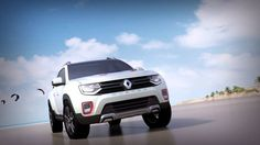 Renault is set to unveil the Duster Oroch show car in a world premiere at the Sao Paulo Motor Show in Brazil (October Designed by the Re. Dacia Duster, Car Ins, Concept Cars, Trucks, Exercise, Vehicles, Latin America, Brazil, Check