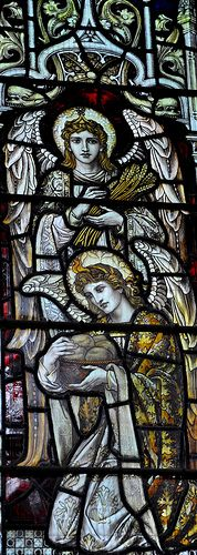 Winchcombe Stained Glass -166