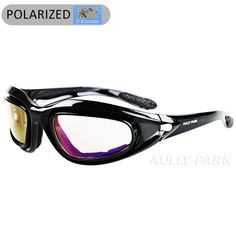 FuzWeb Motorcycle Glasses Army Polarized Sunglasses For Hunting Shooting  Airsoft EyewearMen Eye Protection Windproof moto Goggles 9e9d1294a5