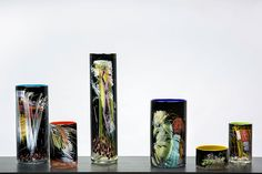 Renowned artist Dale Chihuly opens exhibition at Schantz Galleries in Stockbridge
