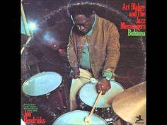 Art Blakey + The Jazz Messengers w/ Jon Hendricks ~ Moanin'  #jazz