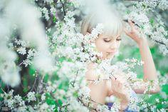 фотосессия с цветущими яблонями: 17 тыс изображений найдено в Яндекс.Картинках