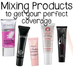 Beauty Rx: Product Mixing
