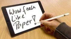 PaperLike - Make iPad Pro feel like writing on Paper project video thumbnail