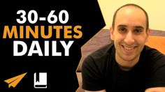 30 - 60 minutes EVERY single day - #EvansBook ep. 31