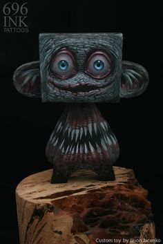 Custom Toy | Artist: Jason Jacenko