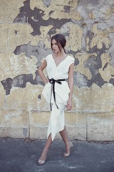 3018D AT LR Piece Of Clothing, Costa, Wrap Dress, Branding, Dreams, Chic, Clothes, Collection, Design
