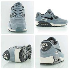 Nike Air Max 90 Leather Premium blue/black