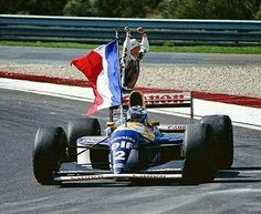 Canon Williams Team No.2 Alain PROST WILLIAMS FW15C RENAULT RS5 NA3.5L V10 Goodyear Alain Prost, Race Engines, F1 Drivers, Formula One, Grand Prix, Race Cars, Automobile, Racing, Champs
