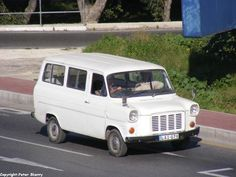 I need one of these.  Christmas wishlist?  1979 Ford Transit MK1 Van.