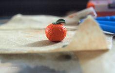 diy, mini oranges
