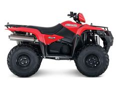 New 2017 Suzuki KingQuad 500AXi ATVs For Sale in Alabama. 2017 Suzuki KingQuad 500AXi In 1983, Suzuki introduced the world's first 4-wheel ATV. Today, Suzuki ATVs are everywhere. From the most remote areas to the most everyday tasks, you'll find the KingQuad powering a rider onward. Across the board, our KingQuad lineup is a dominating group of ATVs. With a long list of technologically advanced features, the 2017 Suzuki KingQuad 500AXi is equally at home on tough trails or helping you take…
