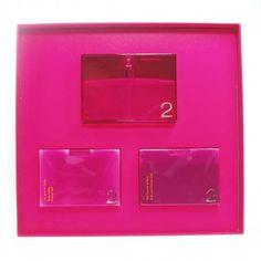 Estuche promocional del #perfume Gucci Rush 2 para mujer de #Gucci  https://perfumesana.com/gucci-mujer/503-gucci-rush-2-estuche-edt-50-ml-spray-body-lotion-100-ml-shower-gel-100-ml-766124039646.html
