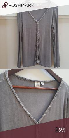 Saint Tropez West Long Sleeve T Shirt Top Excellent condition! Saint Tropez West Tops Tees - Long Sleeve