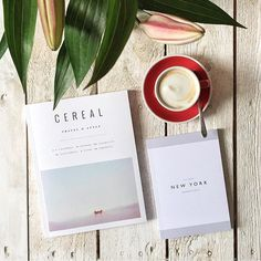 "@coffeetablemags's photo: ""Good morning Wednesday! Hello Cereal Magazine – Issue 10. This volume features chapters on Northern California, USA; Antwerp, Belgium; and Panama City, Panama. If you love to travel and like minimal design, this – and their New York Guide – is a must-read for you! Now available in our shop. — #cerealmag #coffeetablemags"""