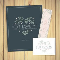 2019 Mutual Theme Prints, Handouts, and Bookmarks - Schwen Young Women Handouts, Young Women Values, Young Women Lessons, Young Women Activities, Young Women Theme Printable, New Beginnings Young Women, Think Poster, If Ye Love Me, Motto