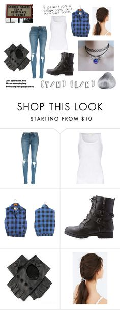 """""""(Y/n) (L/n)"""" by huebleki ❤ liked on Polyvore featuring American Vintage, Bamboo, JEM, women's clothing, women's fashion, women, female, woman, misses and juniors"""