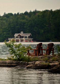 Muskoka, Ontario, Canada | by Marie.L.Manzor