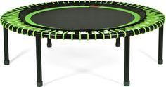 bellicon® Mini-Trampolin, 112 cm, schwarz-neongrün