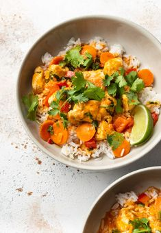Roast Chicken Recipes, Healthy Chicken Recipes, Asian Recipes, Beef Recipes, Cooking Recipes, Thai Cooking, Healthy Meals, Thai Coconut Curry Chicken, Red Curry Chicken