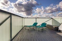 Slip House von Carl Turner Architects in London, Vereinigtes Königreich Innovative Architecture, Urban Architecture, Will Turner, British Museum, Sky Garden, Contemporary Apartment, Interior Design Magazine, Outdoor Living, Outdoor Decor