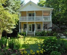 Beach+House+with+Wrap+Around+Veranda+-+Just+Steps+from+Beach+++Vacation Rental in Southwest Michigan from @homeaway! #vacation #rental #travel #homeaway