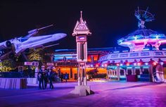 """'Star Tours' Takes Passengers On One Final """"Flight To Endor"""", Before Closing For Refurbishment — Kendall Innovations"""