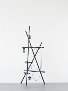 DIY Jewellery Organizer - monsterscircus