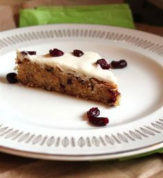 Cranberry Bliss Bars- I love these from Starbucks!  This seems like the closest copy-cat recipe I've been able to find online so far.