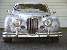Jaguar MK2 3,4 litres