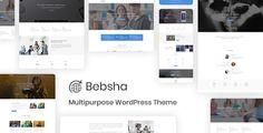 Bebsha - Multipurpose WordPress Theme Template Download