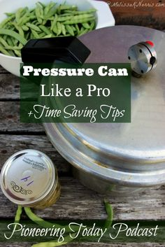 Learn how to pressure can like a pro with time saving tips! I need all the time saving tips I can get. The tomato tip is genius!