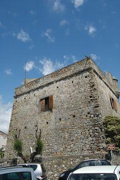 Riva Ligure, Torre antiturchesca di metà XVI secolo
