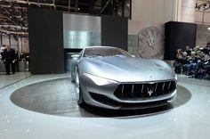 Maserati Alfieri The 100 year tradition super-sports car. / El súper deportivo de 100 años de tradición. http://ow.ly/R4dHT