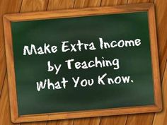 Looking for real ways to make money at home? ✿  ☺