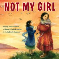 Not My Girl. By Christy Jordan-Fenton and Margaret Pokiak-Fenton. Illustrated by Gabrielle Grimard. Published by Annick Press. Book Trailer by Alisa Lazear T. Indian Residential Schools, Girl Struggles, Joelle, Canadian History, Thing 1, Early Readers, Book Girl, Children's Literature, First Nations
