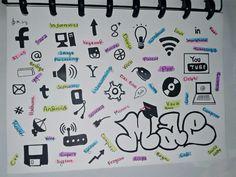 entah apa  #doodleart #doodler #hobby #newbie #belajar