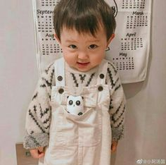 Cute Little Baby, Little Babies, Cute Babies, Baby Kids, Baby Boy, Korean Babies, Asian Babies, Chanbaek, Baekyeol