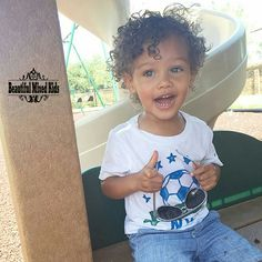 Lincoln - 2 Years • Norwegian & African American ❤ FOLLOW @beautifulmixedkids on instagram WWW.STYLISHKIDSAPPAREL.COM