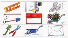 Z internetu - Sisa Stipa - Webové albumy programu Picasa Community Workers, Stipa, Card Games, Game Cards, Worksheets, Preschool, Paper Crafts, Clip Art, Activities