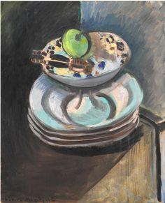 Henri Matisse - Still Life with Nutcracker, ca. 1916