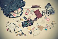 Every College Girl's On-The-Go Kit