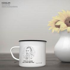 Kessler Museum Merchandising (@kessler_museum) • Fotos y vídeos de Instagram Vincent Van Gogh, Mug Art, Art Work, Museum, Mugs, Instagram, Tableware, Artwork, Work Of Art