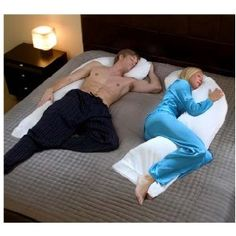 Snoozer Full Body Pillow - Heavenly Down