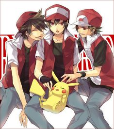 Browse Pikachu Pokemon Red collected by D'sos and make your own Anime album. Fire Pokemon, Green Pokemon, Ash Pokemon, Pokemon Eevee, Pikachu, Play Pokemon, Pokemon Funny, Pokemon Fusion, Pokemon Cards