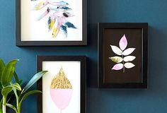 Preserve the Memories: Leaf Art